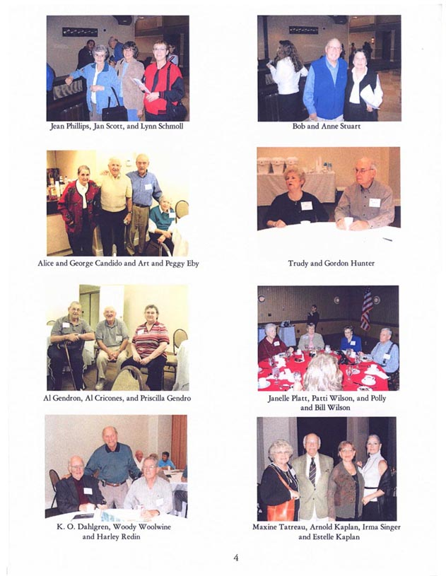 2005 Reunion Booklet: Washington, DC
