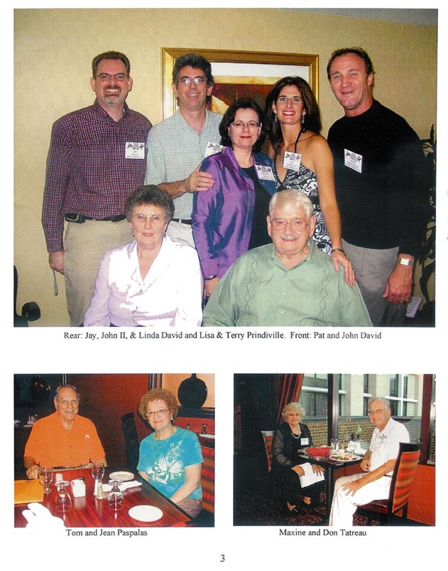 2007 Reunion Booklet: Washington, DC